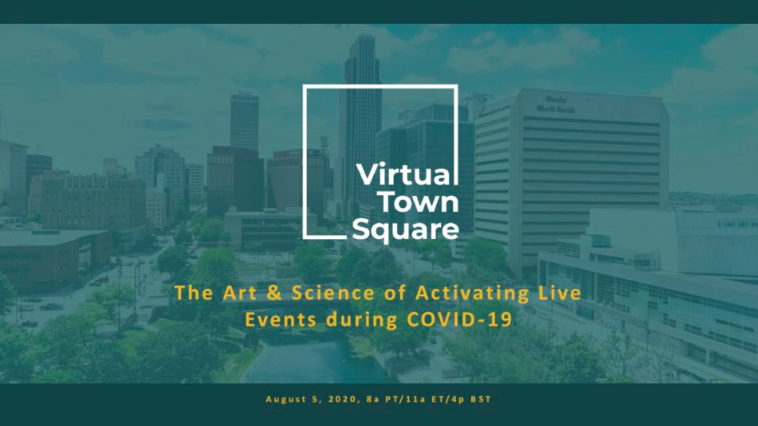 The Art and Science of Activating Live Events During COVID-19