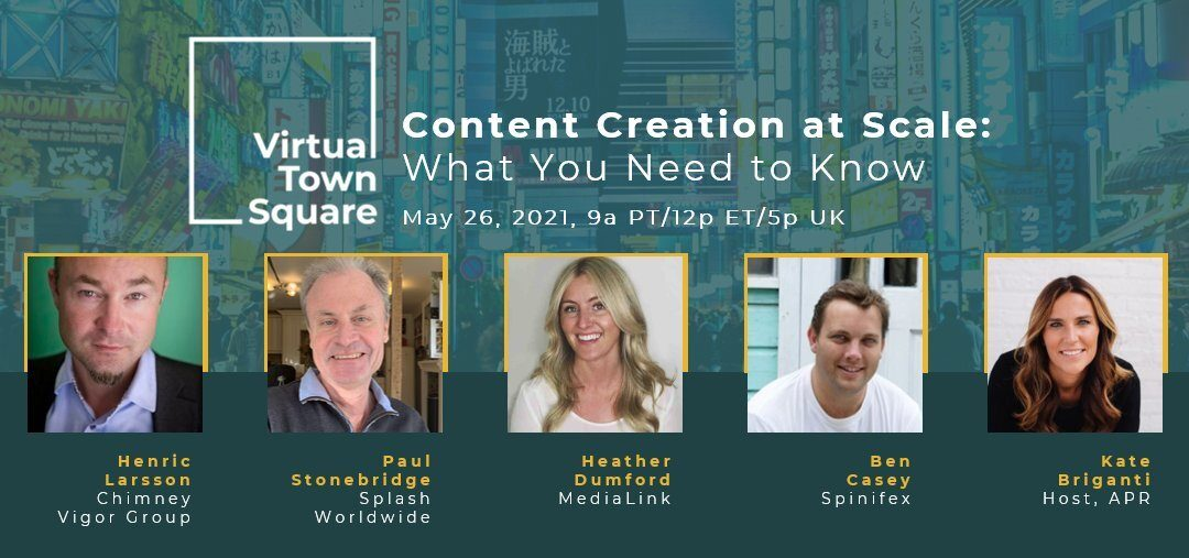 Creating Content At Scale: What You Need to Know